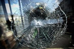 glasschade leiden